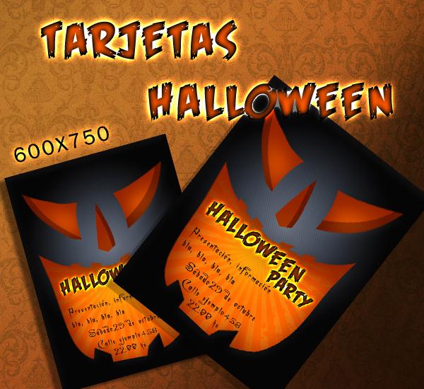 Invitaciónes De 15 Años Halloween Imagui