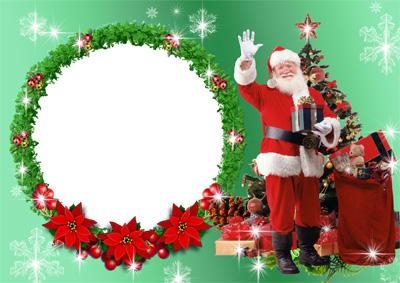Frames navidad 2013 gratis marcos navide os - Calendarios navidenos personalizados ...