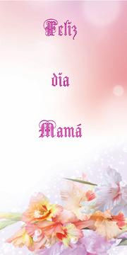 Tarjetas para el Día de la Madre.