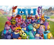 Wallpapers Monsters University,